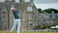 Vor mystischer Kulisse: Jordan Spieth startet in St. Andrews gut in die British Open