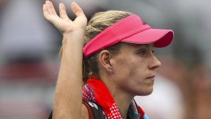 Eine Enttäuschung für Wimbledonsiegerin Kerber