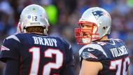 Vollmer und Patriots zittern sich ins Halbfinale