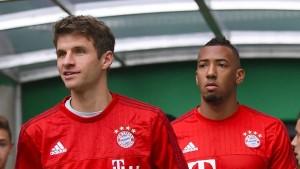 Müller und Boateng verlängern – Guardiola schweigt