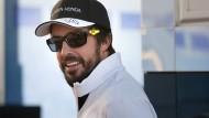 Gehirnerschütterung überwunden: Alonso plant Start in Malaysia