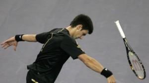 Djokovic dominiert die Gold-Gruppe