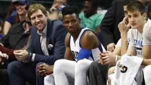 Dallas ohne Nowitzki das schlechteste NBA-Team
