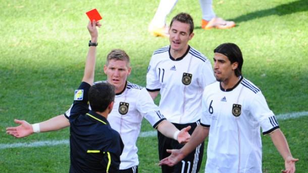 """""""Wir sind sehr zufrieden mit den Schiedsrichtern"""""""
