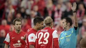 Augsburg vermeidet den Rekord