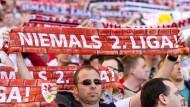 Agonie der Bundesliga-Dinos