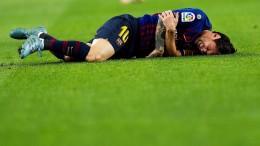 Pause für Messi – Eklat um Mourinho