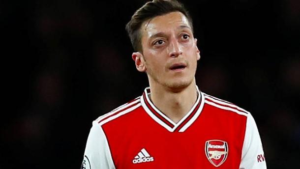 Özil wütend – Arsenal-Fans in Rage