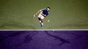 Federers unmenschliche Rückhand: Kiefer gescheitert