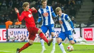 Kießling verschärft Hertha-Krise
