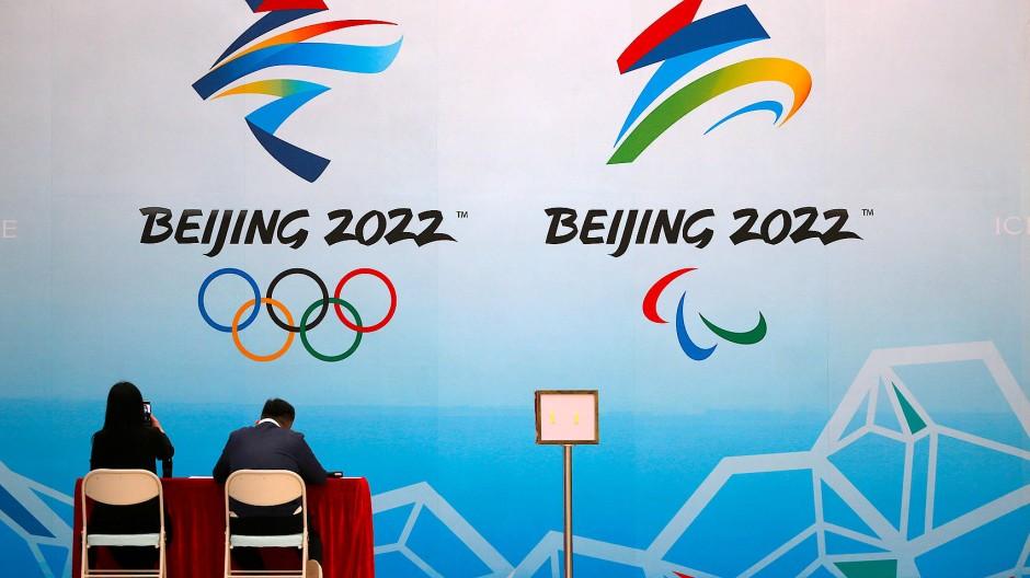 In weniger als einem Jahr soll es die Olympischen Winterspiele in Peking geben.
