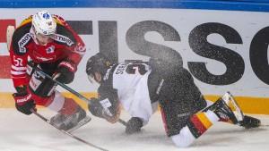 Eishockey-Perspektivteam muss noch lernen