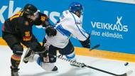 Noch eine Niederlage gegen Finnland