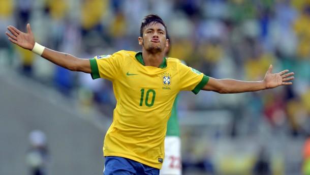 Das System Neymar