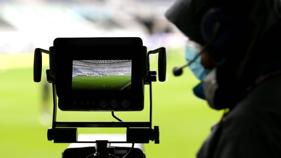 Fernsehrechte in England: allen kartellrechtlichen Bedenken zum Trotz keine Neu-Ausschreibung.