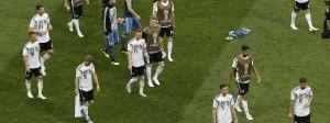 Trauriger Abgang: Deutschland hat den WM-Auftakt verpatzt.