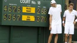 Wimbledon führt Tiebreak im fünften Satz ein