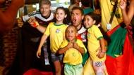Bejubelte Rückkehr für DFB-Team