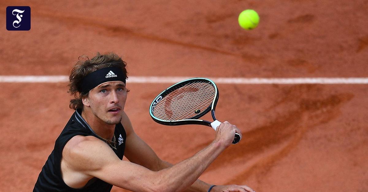 French Open: Zverev nach Fünfsatz-Krimi mit Auftaktsieg