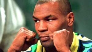 Tyson gesperrt