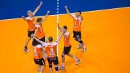 Größter Erfolg für Berlin Volleys