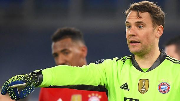 Bayern bangt um Neuer vor Champions League