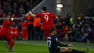 Bayerns Torejagd geht weiter