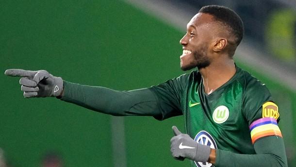 Und plötzlich mischt Wolfsburg oben mit