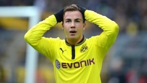 Dortmunder Niederlage: Nicht nur Götze kann es kaum fassen