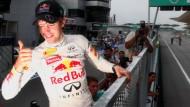 Vettel siegt - Heidfeld Dritter