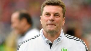 Wolfsburg-Trainer Hecking verlängert bis 2018