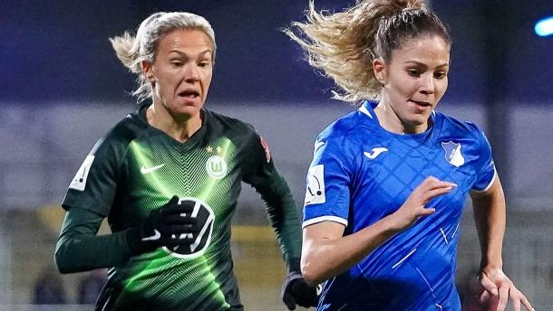 Traurige Entwicklung im deutschen Frauenfußball
