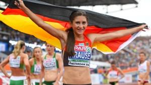 Deutscher Medaillenregen