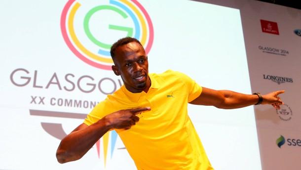 Usain Bolt läuft wieder