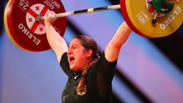 Schroth gewinnt drei EM-Medaillen