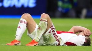 Die niederländische Fußball-Welt steht still