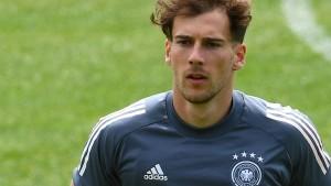 Goretzka fehlt dem DFB-Team zum EM-Start