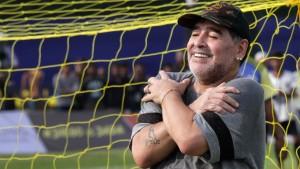 Maradonas höchst merkwürdiger Deal in Weißrussland