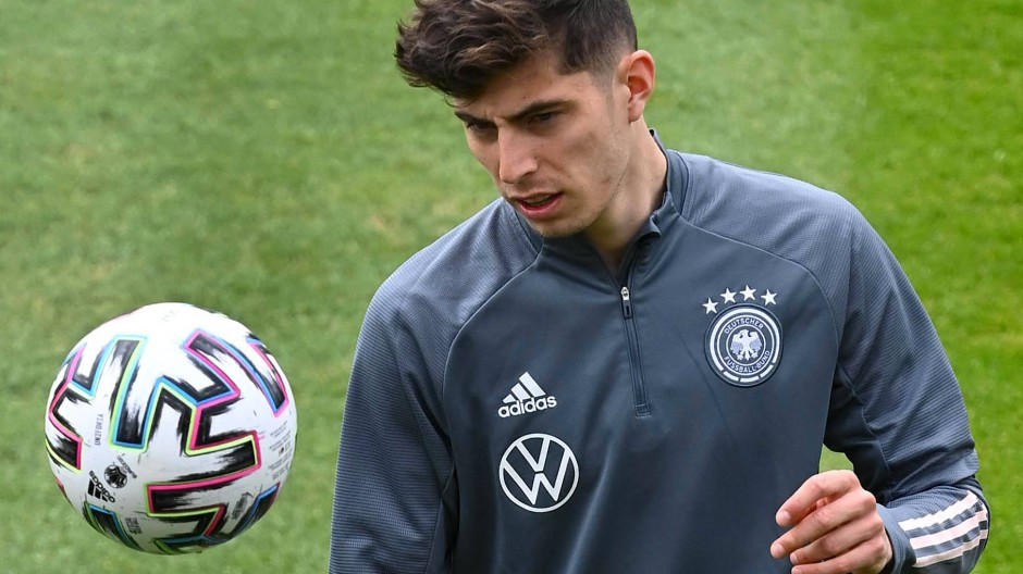 Stark am Ball in Seefeld: Champions-League-Sieger Kai Havertz