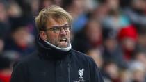 Wenn er so guckt, läuft es nicht: Jürgen Klopp an Liverpools Linie