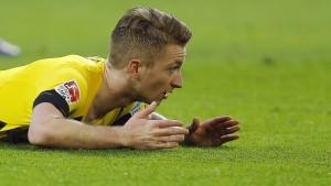 Das lange Dortmunder Warten auf Reus
