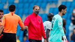 Ronaldo als Retter - Tuchel vor Zuschauern