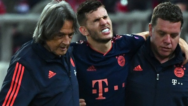 Ärger beim FC Bayern nach Hernández' Verletzung