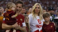Der emotionale Abschied einer Fußball-Legende