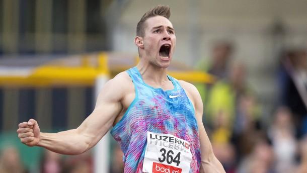 Vetter schockt mit deutschem Rekord