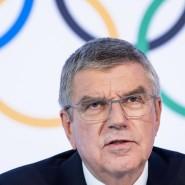 Präsident des Internationalen Olympischen Komitees: Thomas Bach