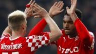 Spätes 1:1 für Düsseldorf ärgert Kaiserslautern