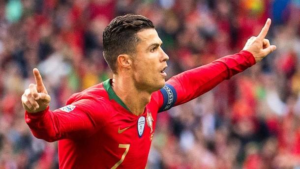 Die große Tore-Show des Cristiano Ronaldo