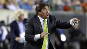 Journalist verprügelt – Mexiko entlässt Nationaltrainer