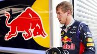 Endlich offiziell: Vettel zu Ferrari